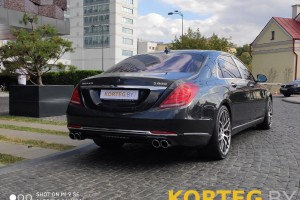 Mercedes-Maybach BRABUS B800