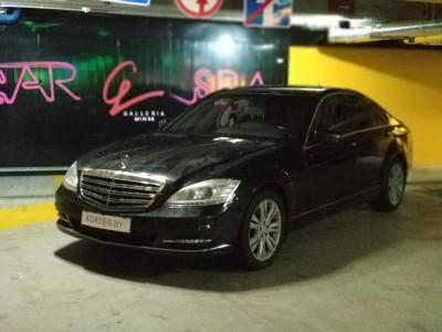 Mercedes-Benz S W221 2011