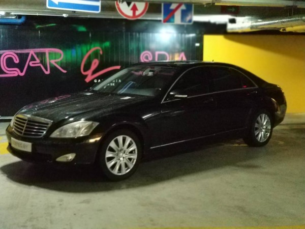 Mercedes-Benz S W221 long 2009