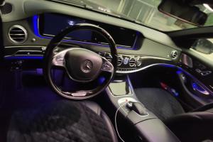 Mercedes S class W222 AMG S500