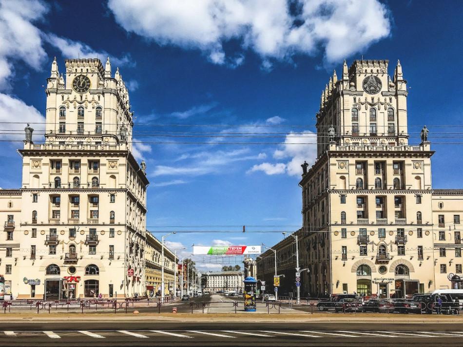 Обзорная экскурсия по г. Минску