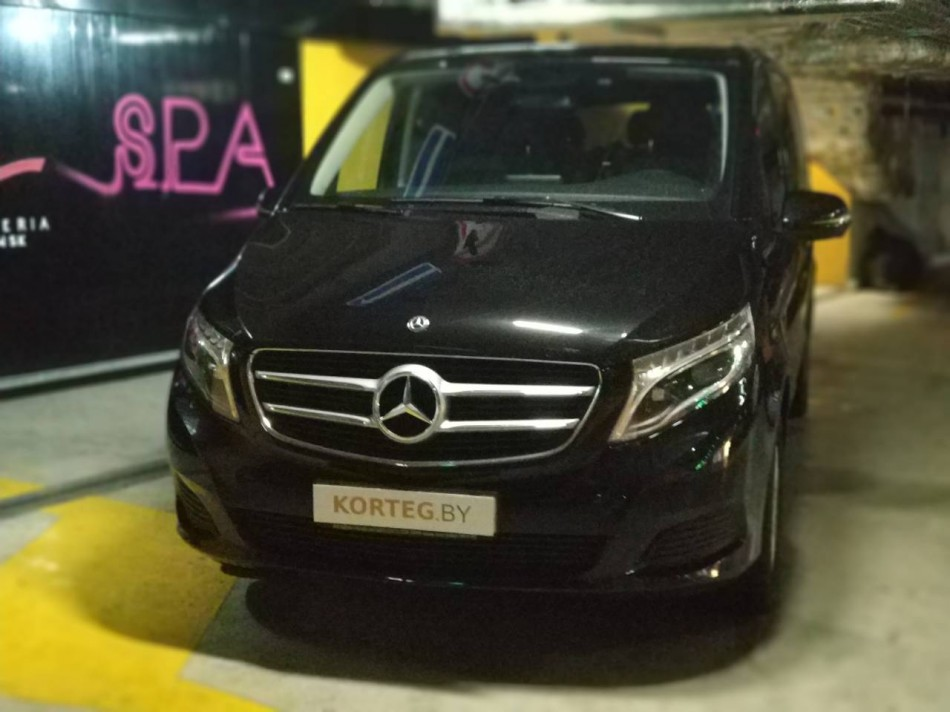 Mercedes-Benz V class NEW 2017