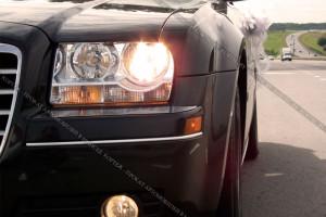 Chrysler 300C черный