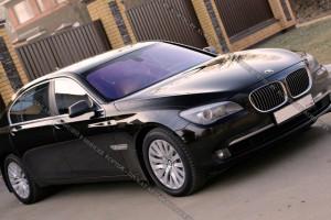 BMW 7-series F01/F02 черный