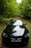 Кабриолет BMW E92 черный
