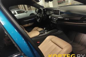 BMW X6 M (БМВ Х6 М) 2019