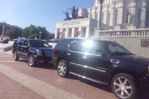 Cadillac Escalade рестайлинг