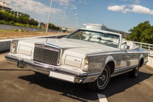 Кабриолет Lincoln Continental Mark V