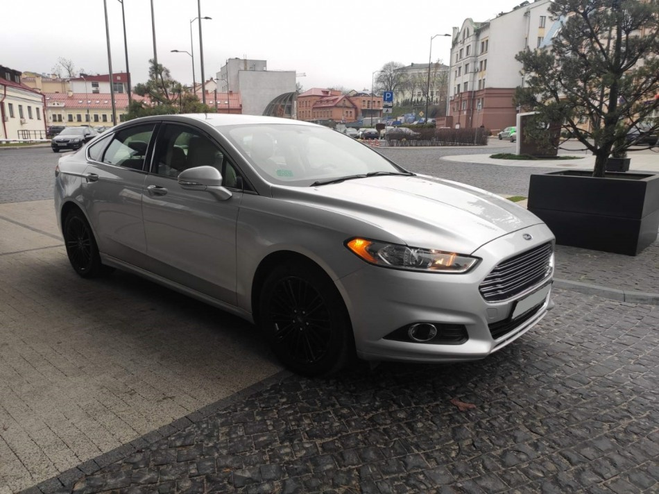 Ford Fusion (Форд Фьюжен)