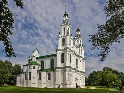 Минск-Полоцк (Polotsk – ancient belarussian capital city)