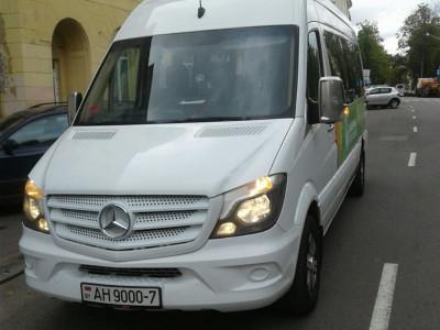 Mercedes Sprinter (15 мест)
