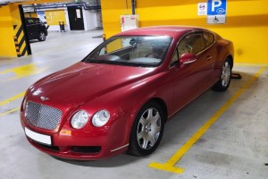 Bentley Bentley Continental GT (600 л.с.)