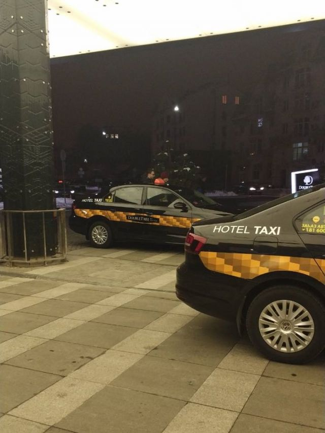taxi hotel